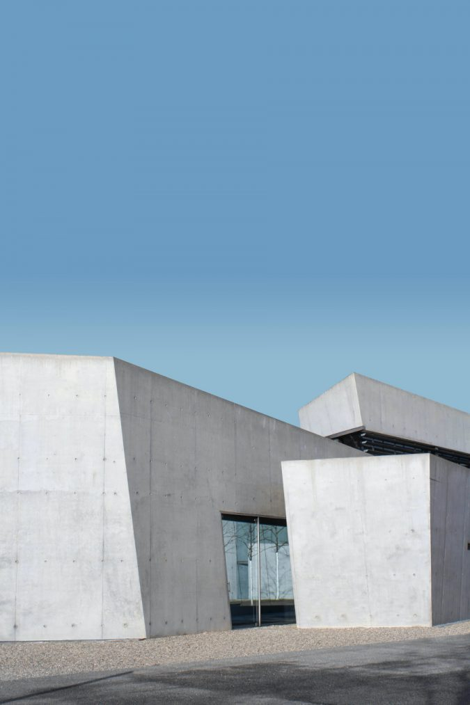 budynek z cementu